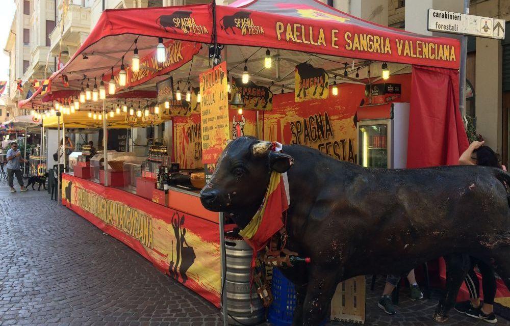 A Tortona c'è lo Street Food in via Emilia e per domenica diverse manifestazioni