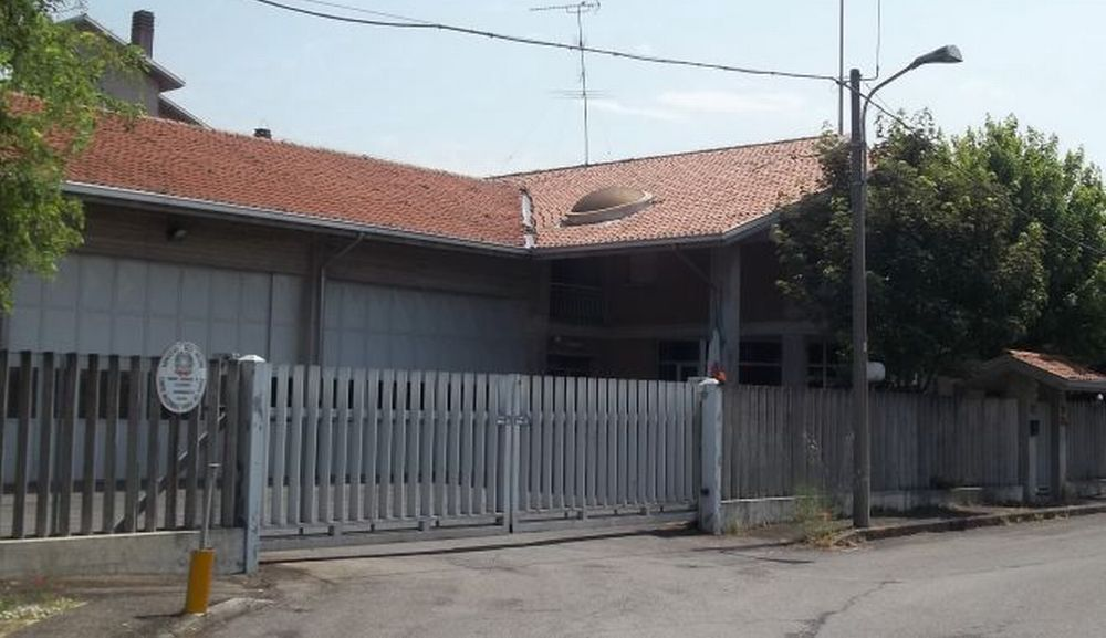 I pompieri di Tortona a Garbagna per una casa in fiamme e a Viguzzolo per un incidente stradale