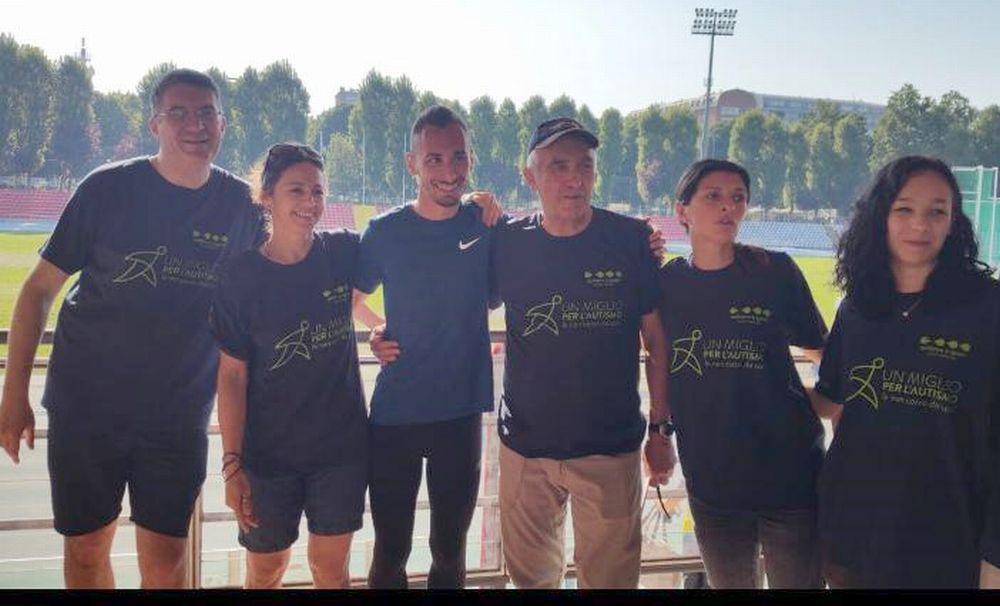 Podismo e beneficenza: il tortonese Vincenzo Scuro illumina il meeting della solidarietà