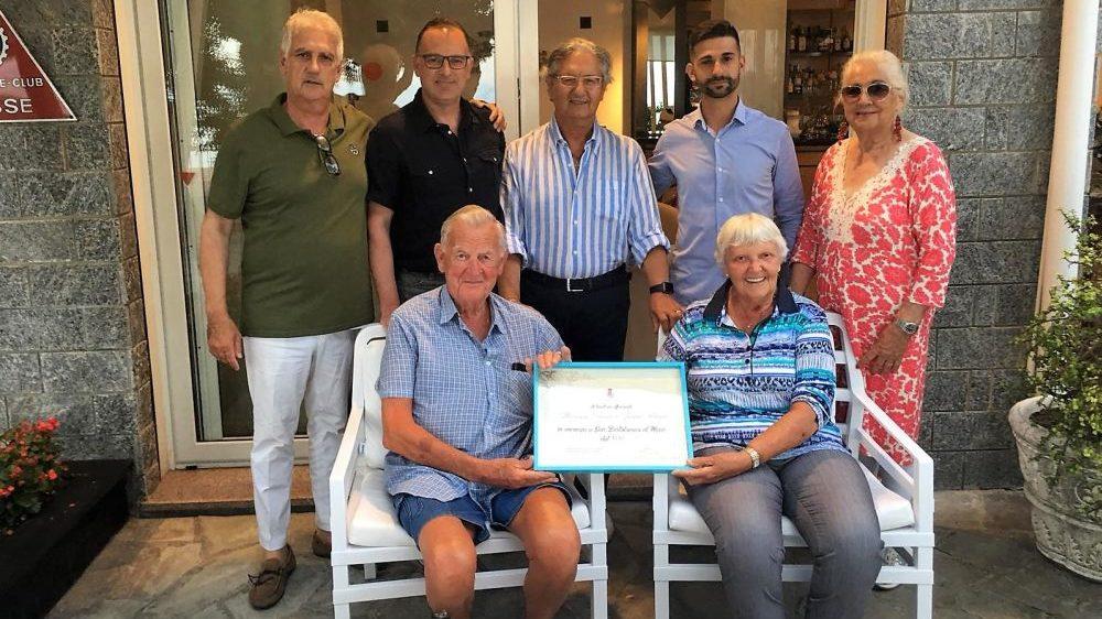 Coniugi olandesi turisti da 60 anni a San Bartolomeo al Mare