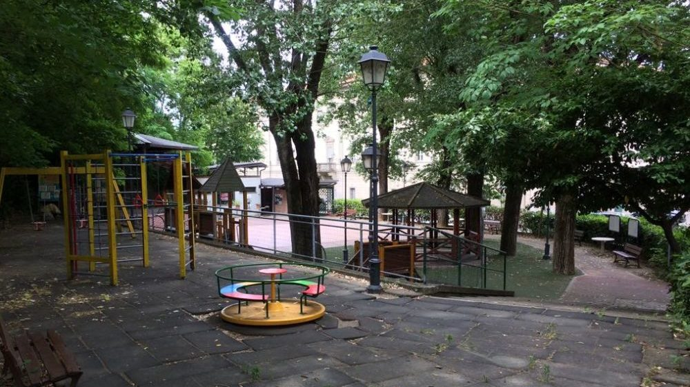 A Tortona il parco della Lucciola oggi ha riaperto al pubblico