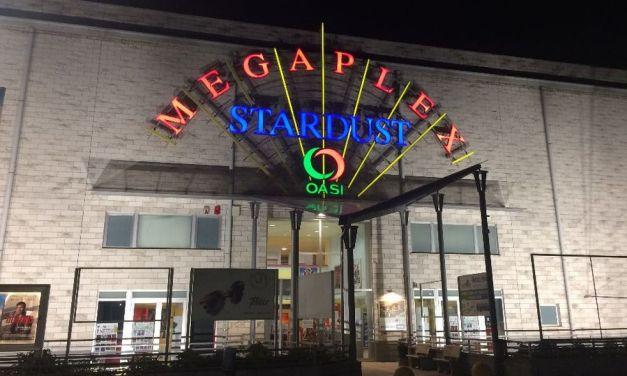 Dopo una settimana di stop ha riaperto la Multisala Megaplex Stardust di Tortona. I film