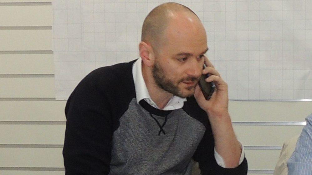 Il giornalista Andrea Rovelli scelto come portavoce del Sindaco Chiodi, premiata la professionalità