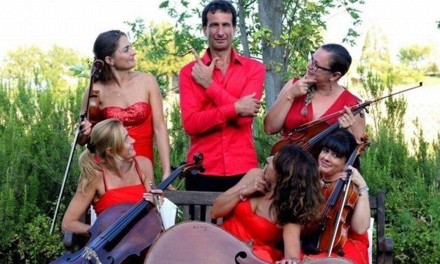 """Prosegue """"Val Curone in musica"""" con Le Muse e Andrea Albertini. Sabato 17 agosto alle 21 presso la Chiesa di Brignano Frascata"""