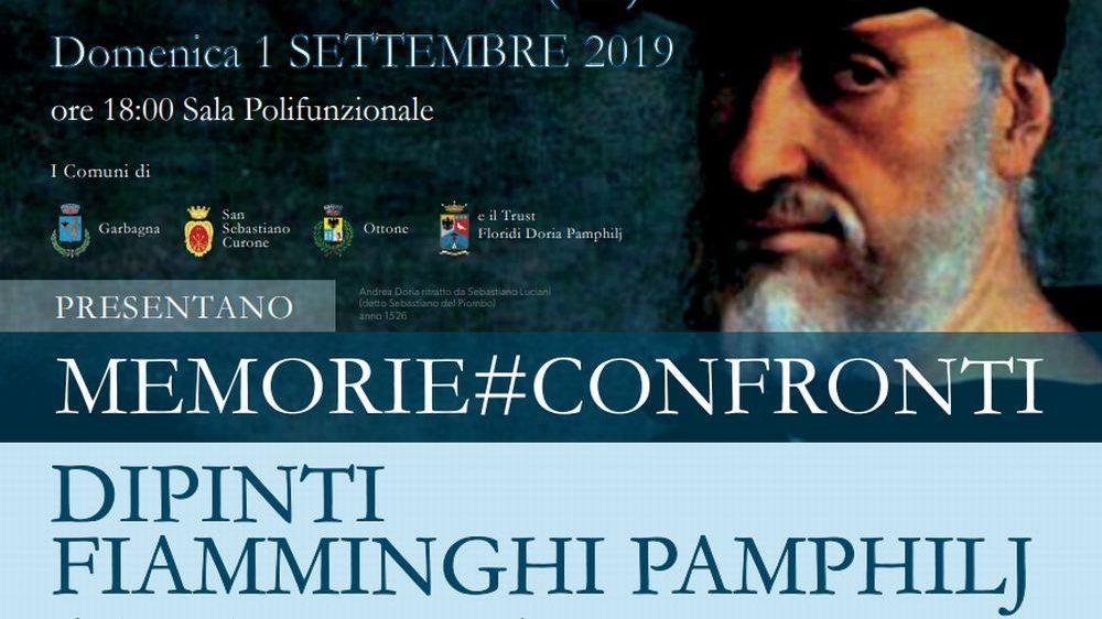 Da domenica a Garbagna c'è la mostra sui dipinti Fiamminghi Doria Pamphilj