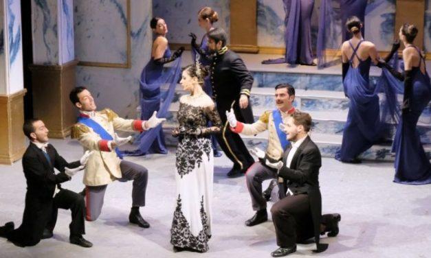 Emd Festival a Diano Marina  la regina delle operette domani a Villa Scarsella