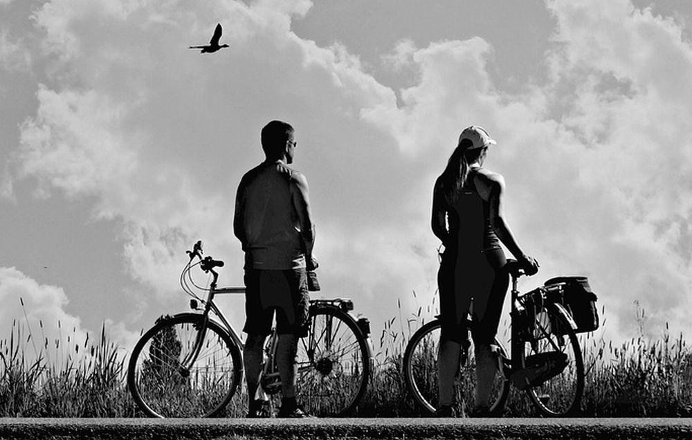 Domani passeggiata in bicicletta fra le vigne di Barbera e Timorasso
