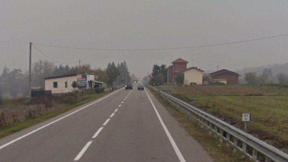 Alla frazione Castellar Ponzano di Tortona una donna esce fuori strada con l'auto e muore, inutili i soccorsi