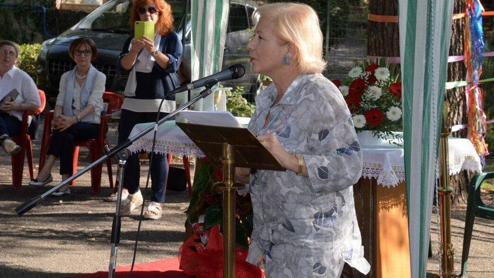 Tortona, a Villa Charitas si è svolta le Festa della Luce col sindaco Federico Chiodi. Le immagini di Claudia Nalin