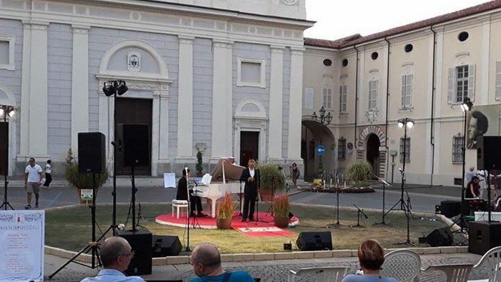 Strepitoso successo per le Invasioni Musicali a Tortona. Alcune immagini