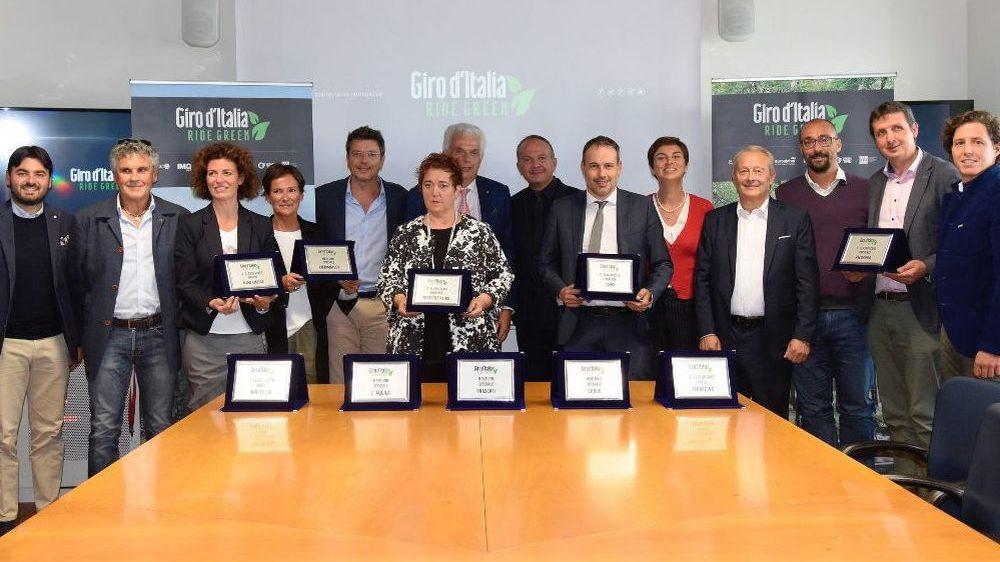 Giro d'Italia, Novi virtuosa per la differenziata