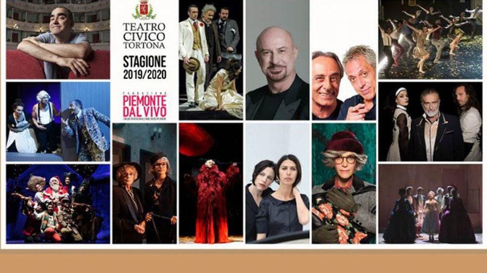 Presentata la stagione al Teatro Civico di Tortona e aperta la vendita dei biglietti
