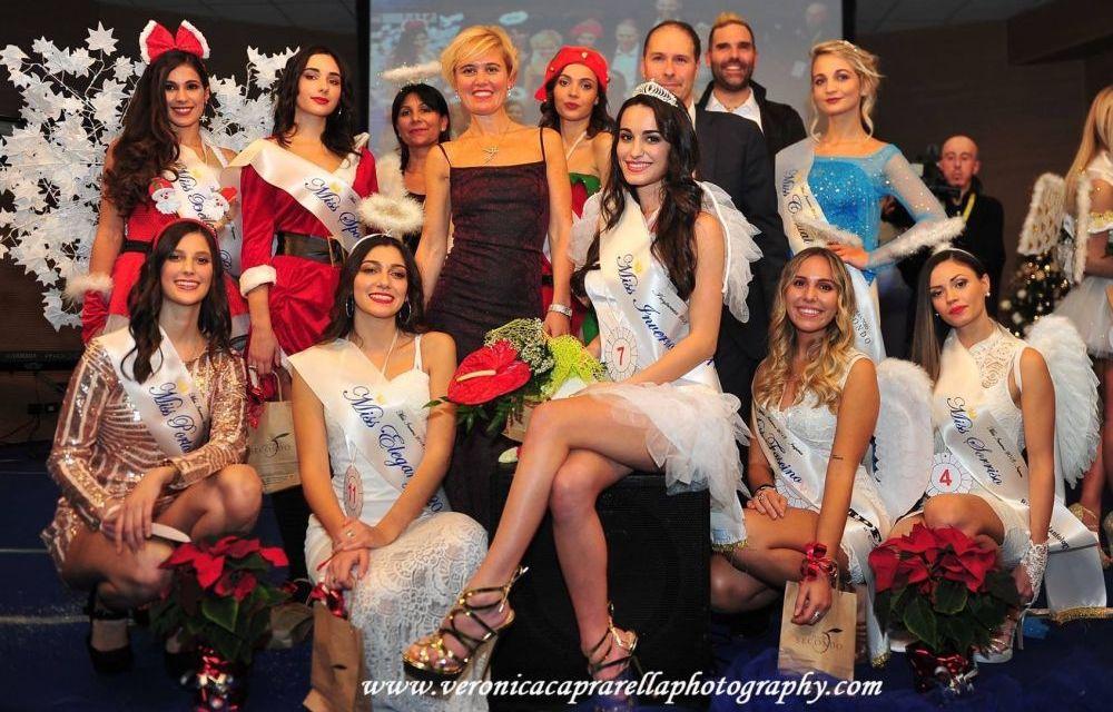 Domenica a Imperia c'è Miss Inverno presentata dal dianese Luca Valentini