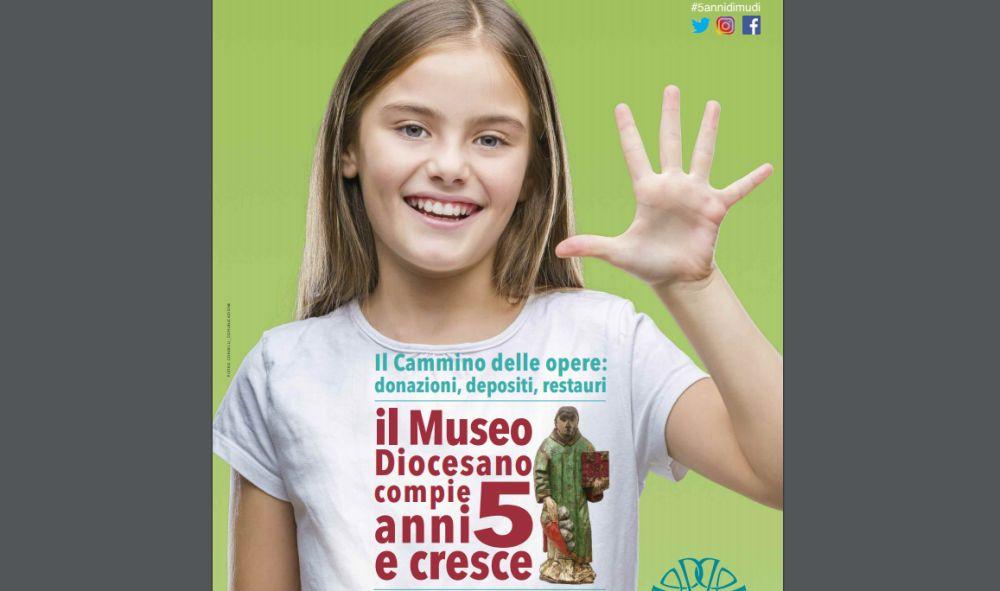 Il Museo Diocesano di Tortona compie 5 anni e lo festeggia sabato con un evento speciale