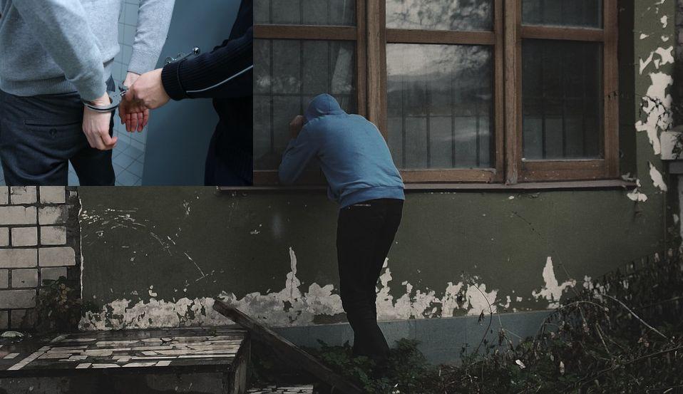Grande intervento dei Carabinieri di Sale che riescono a sventare un'aggressione ai proprietari di una villa. In manette due colpevoli
