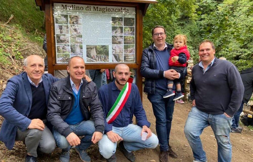 Carrega Ligure inaugura un nuovo mulino