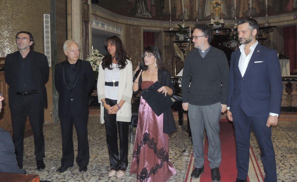 """San Matteo strapiena per """"In Perosi memoriam"""" inaugurata con musiche anche di Paolo Padrini. Le immagini"""