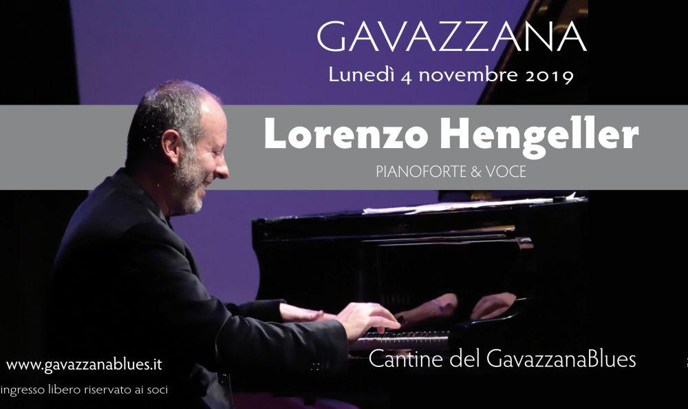 Lunedì a Gavazzana un concerto di Lorenzo Hengeller