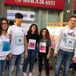 Bancarelle scientifiche a Tortona, le riflessioni di uno studente del Liceo Peano