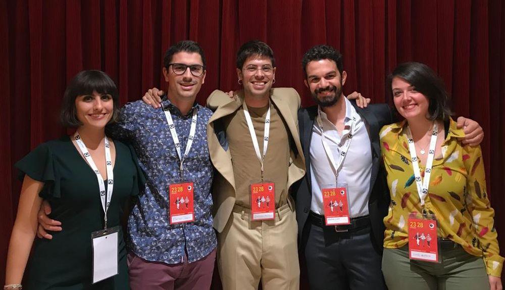 Grande successo per 5 giovani tortonesi che vincono il concorso al Festival internazionale del Cortometraggio