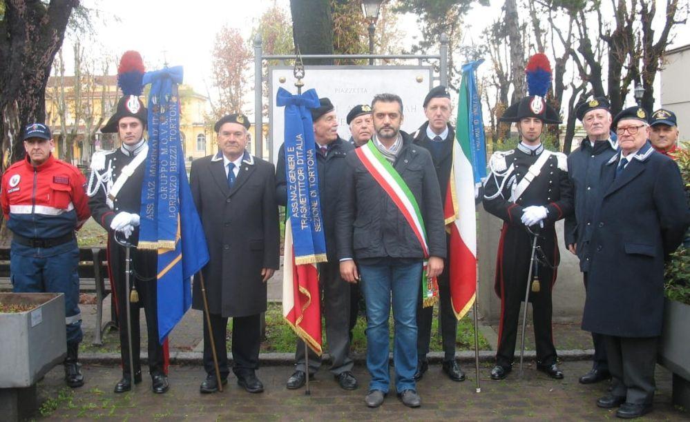 A Tortona celebrata la Virgo Fidelis con  autorità, militari, studenti e… Le immagini