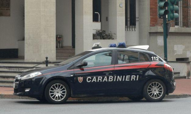 Ben 17 persone denunciate in una settimana dai Carabinieri di IMperia