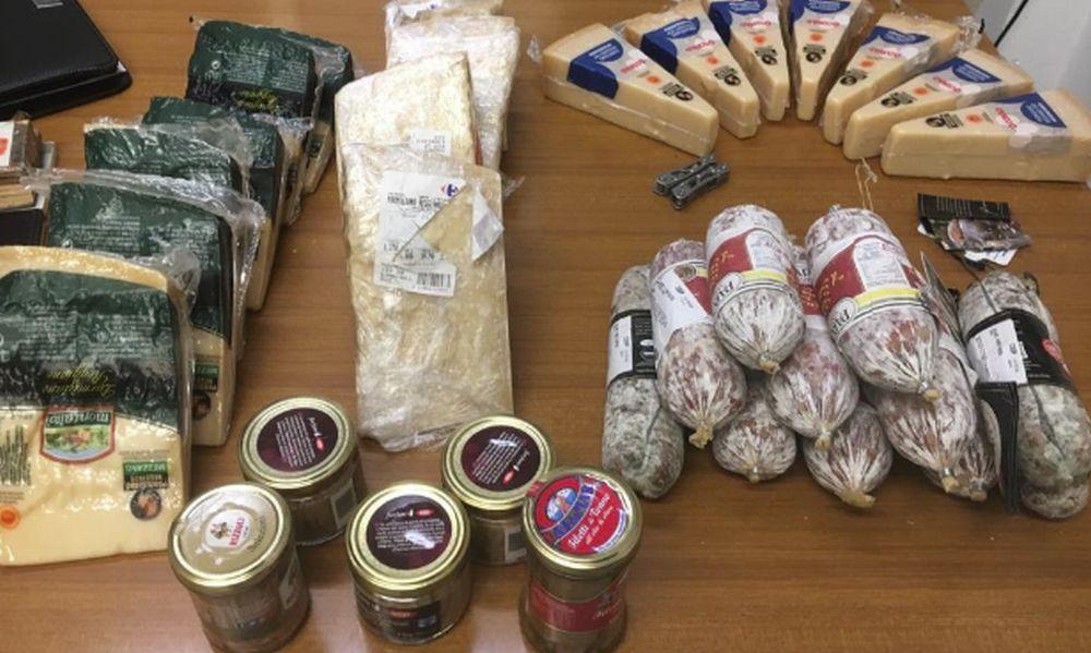 Sanremo: rubano questa merce nei supermercati, vengono arrestati dai Carabinieri