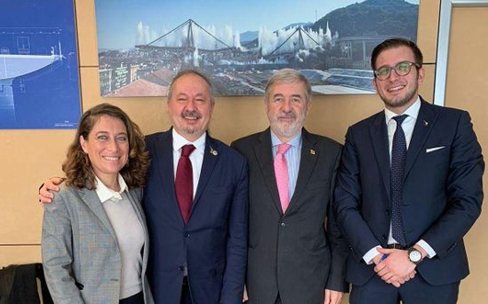Alessandria stringe un accordo di collaborazione con Genova
