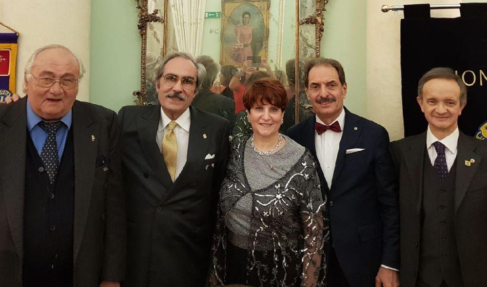 Le iniziative natalizie del Lions di Novi Ligure