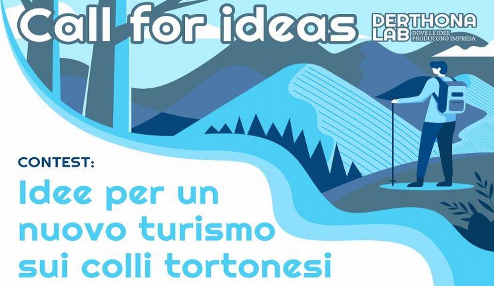 Hai un'idea per valorizzare  il territorio Tortonese? Stavolta è possibile realizzarla. Ecco come