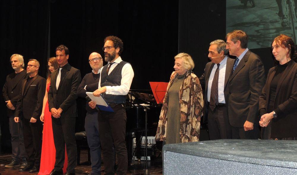 Sontuosa serata al Civico di Tortona per il Premio Coppi. Le immagini e l'elenco dei premiati