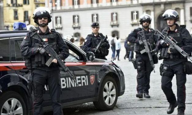 """Maxi operazione dei Carabinieri della provincia di Imperia nell'operazione """"ponente forever"""""""
