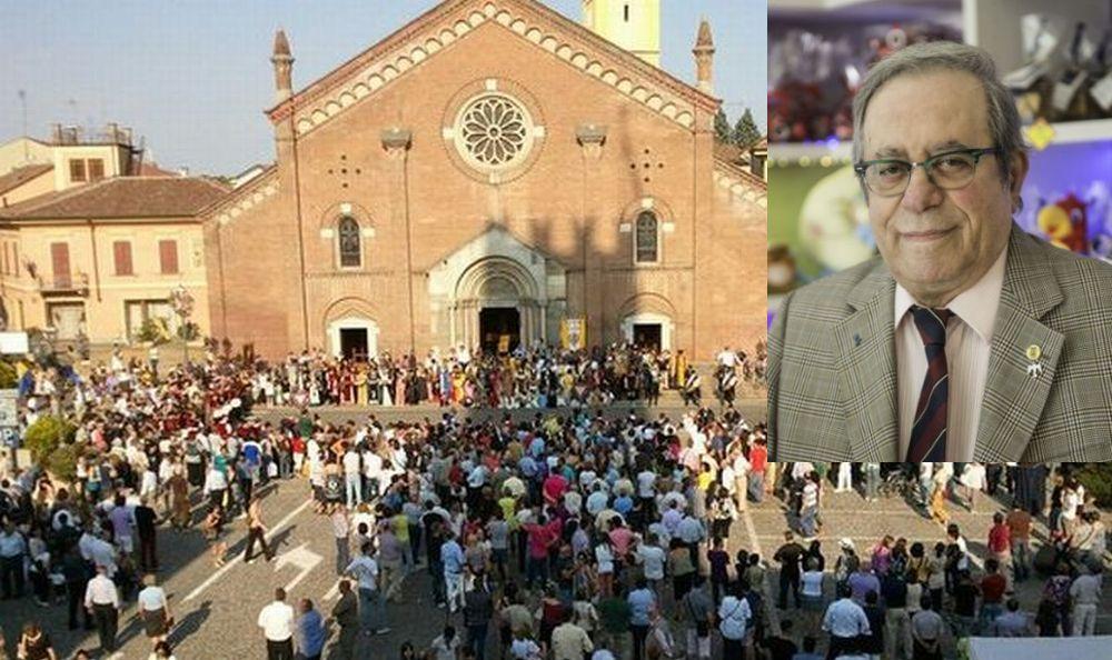 A Castelnuovo Scrivia è morto Giannino Pasquali, presidente dell'Associazione Franca Cassola Pasquali