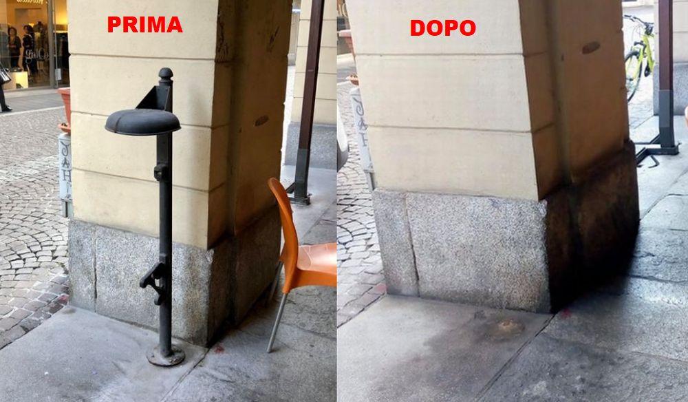 A Tortona i Consiglieri comunali aiutano anche a mantenere in ordine la città nelle piccole cose