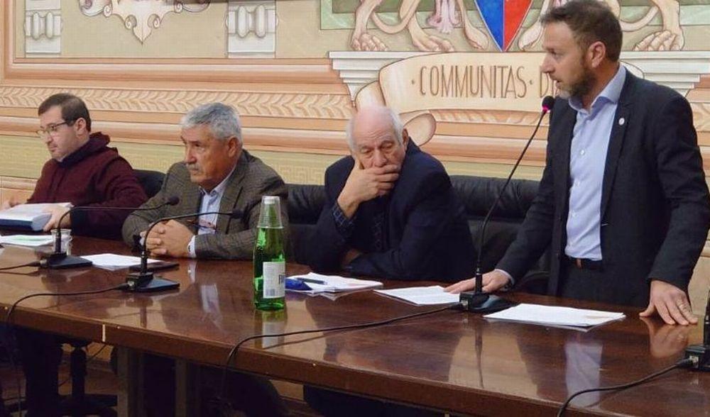 L'Anci a Diano Marina e Taggia, incontri importanti col presidente Piana