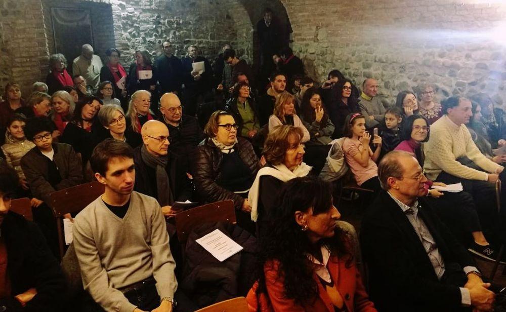 """Successo per il concerto """"Note d' inverno"""" alla parrocchia San Matteo di Tortona"""