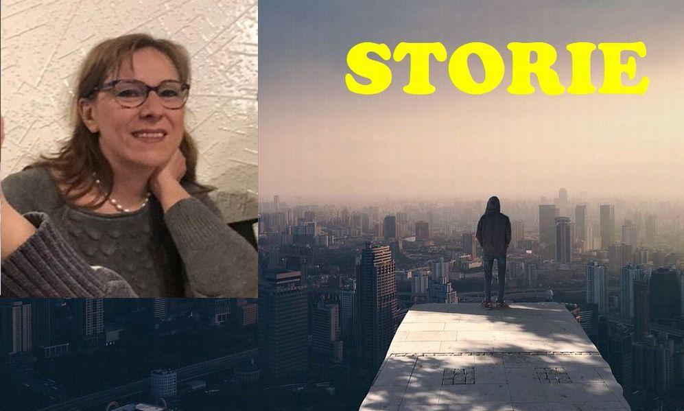 """Elena Piccinini: """"Storie é un bellissimo libro, molto scorrevole, che crea una sorta di curiosità"""""""