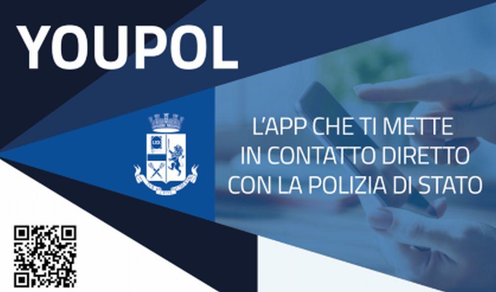 YouPol, l'app della Polizia di Stato per smartphone si aggiorna prevedendo la possibilità di segnalare i reati di violenza che si consumano tra le mura domestiche.