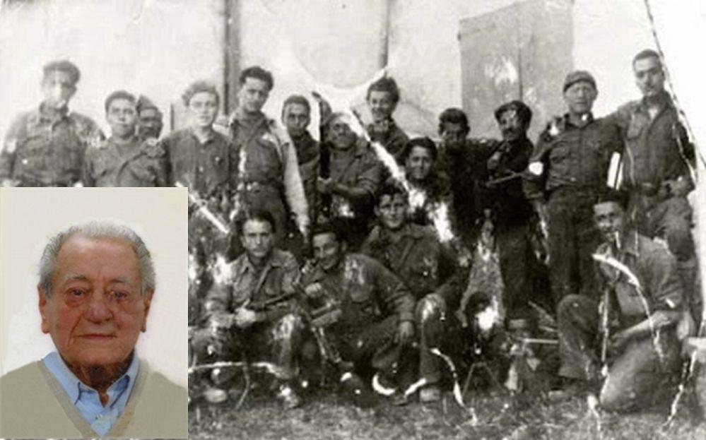 Tutto il Tortonese piange Angelo Ghisolfi, uno degli ultimi partigiani della zona