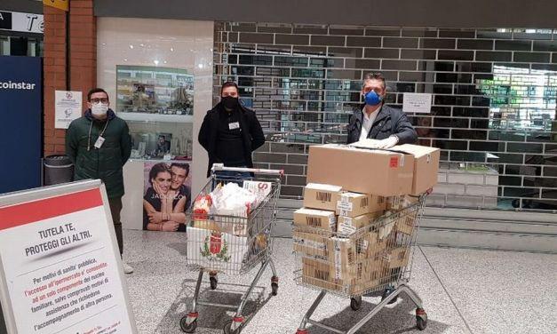 Un successo la raccolta alimentare che si è svolta a Tortona grazie alle associazioni