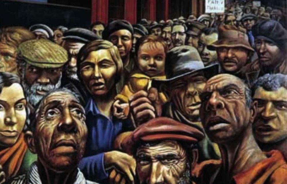 """Un libro di Luigi Betrone da scaricare gratis: """"Il sindacato degli umani contro la dittatura dell'Economia e della Tecnica"""""""