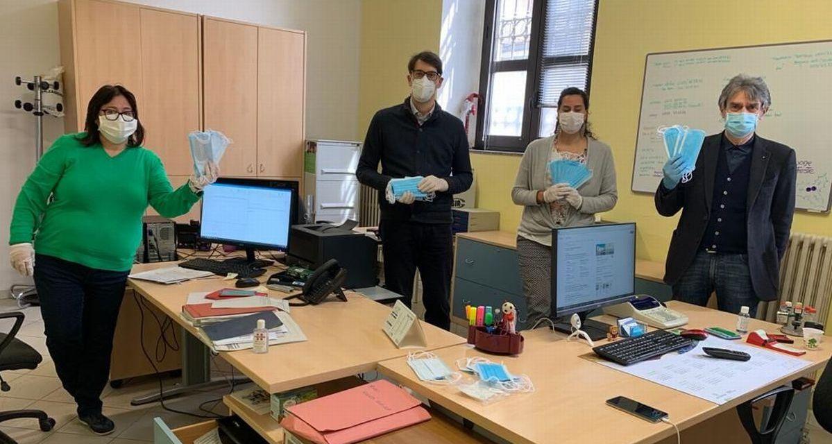 Il Rotary Club di Tortona dona 500 mascherine al Cisa, il Consorzio assistenziale