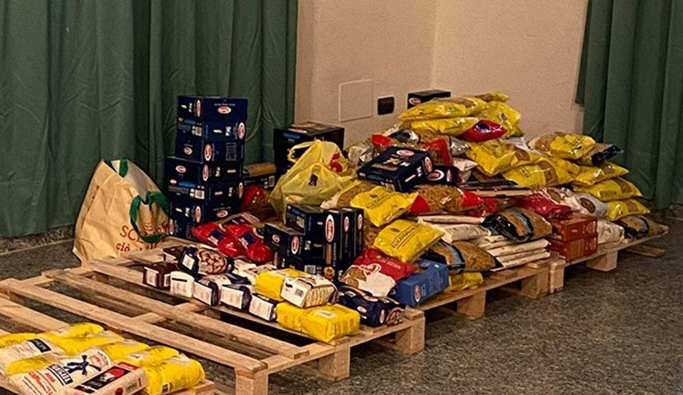 A Tortona e nella zona già distribuiti 220 pacchi alimentari. Oltre 550 domande di Buoni spesa
