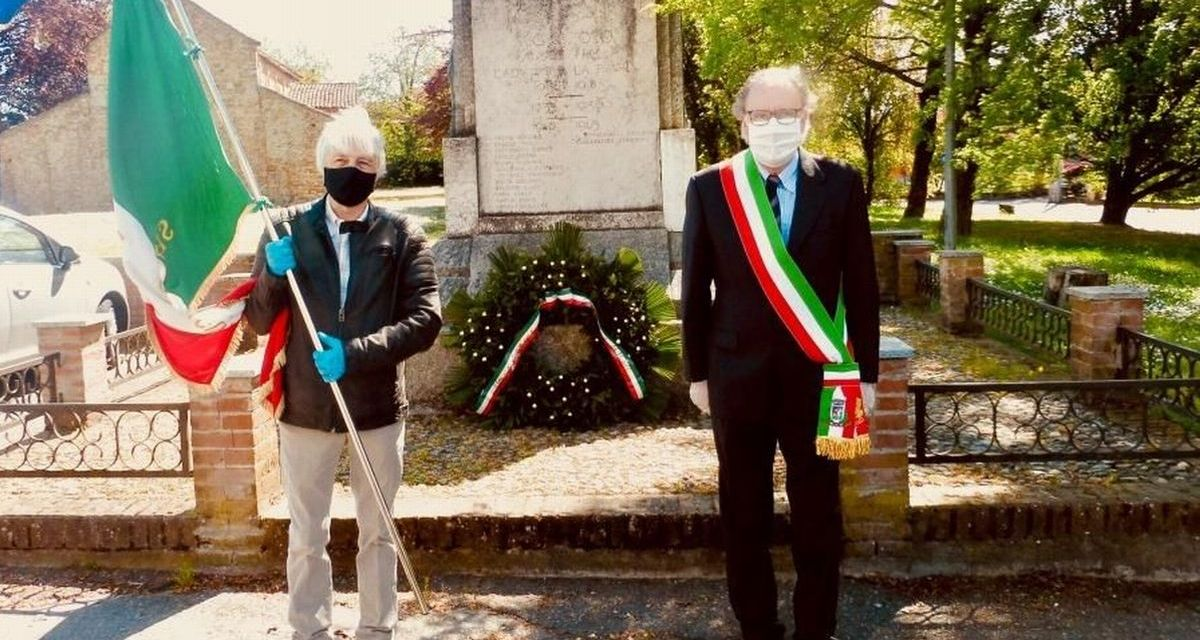 Una celebrazione particolare quella del 25 aprile e Viguzzolo, ce ne parla Iside Ponta