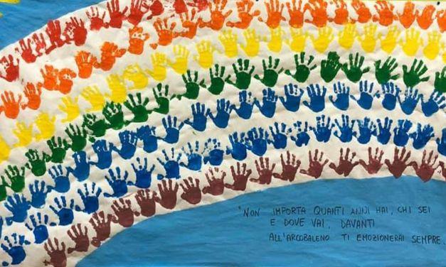 Il grazie dei genitori dell'asilo nido Aquilone di Novi ligure alle educatrici per l'attività a distanza svolta