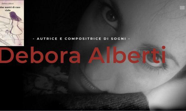La vita di Sara tra due nastri di raso viola, un bel romanzo di Debora alberti sul mondo dei giovani