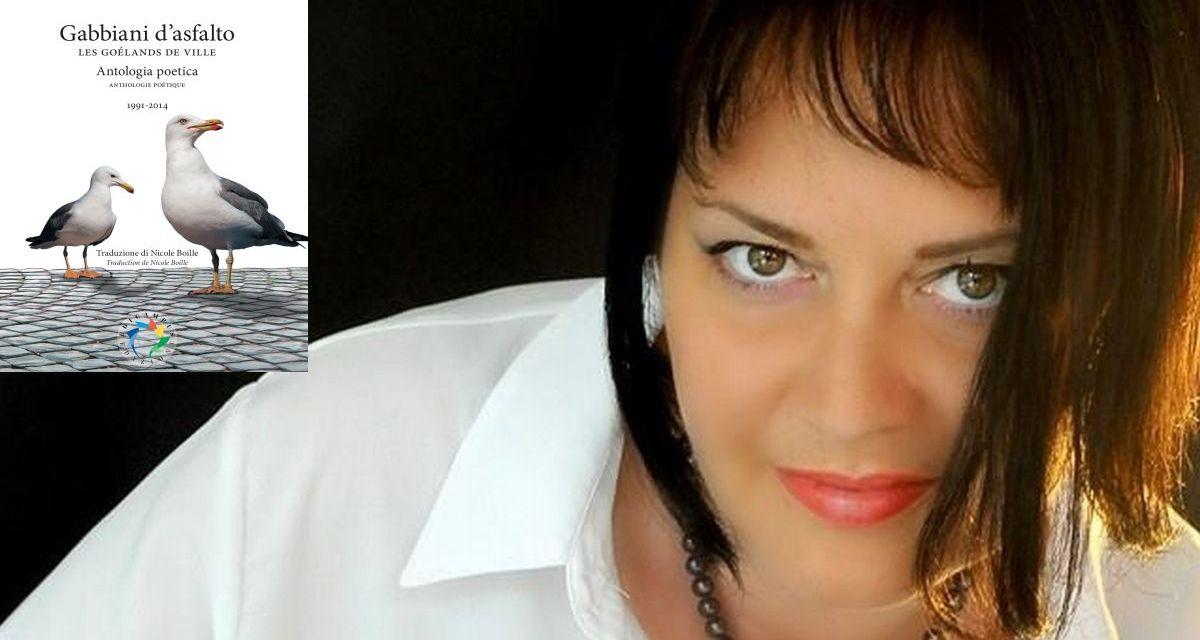 I Gabbiani d'asfalto ispirano Deborah D'agostino, scrittrice, organizzatrice di eventi e tanto altro