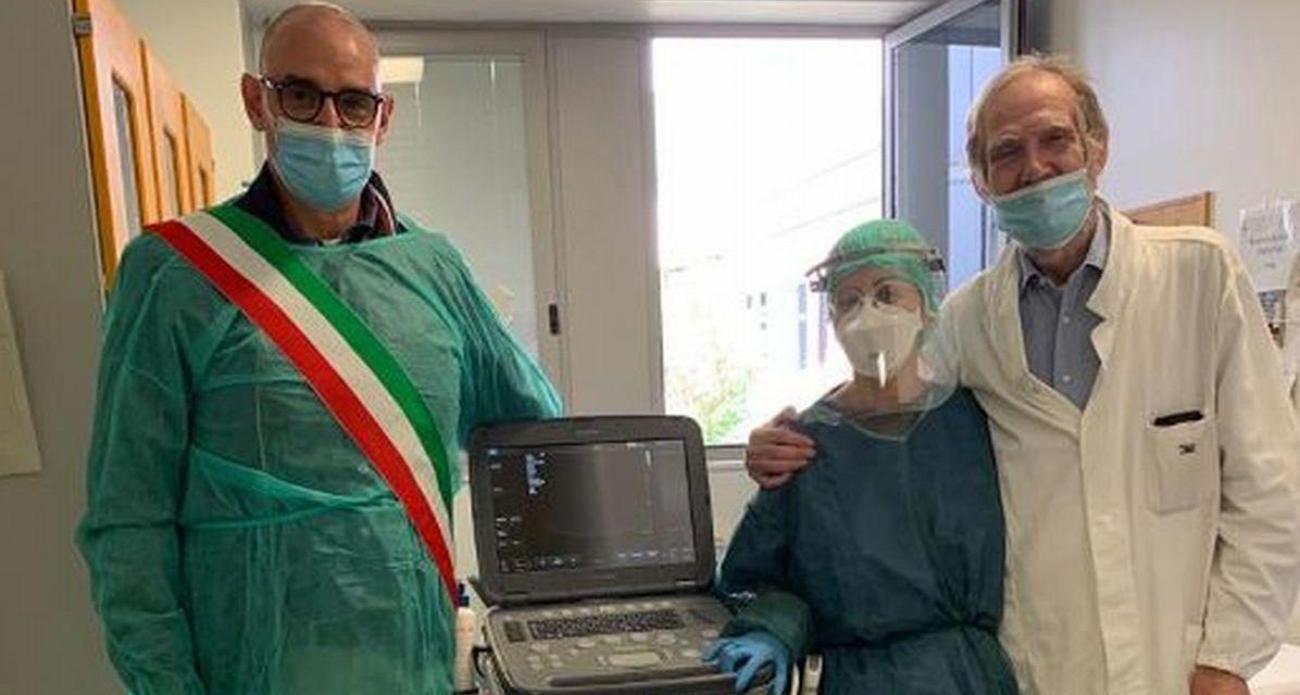 Un nuovo ecografo all'ospedale di Acqui Terme