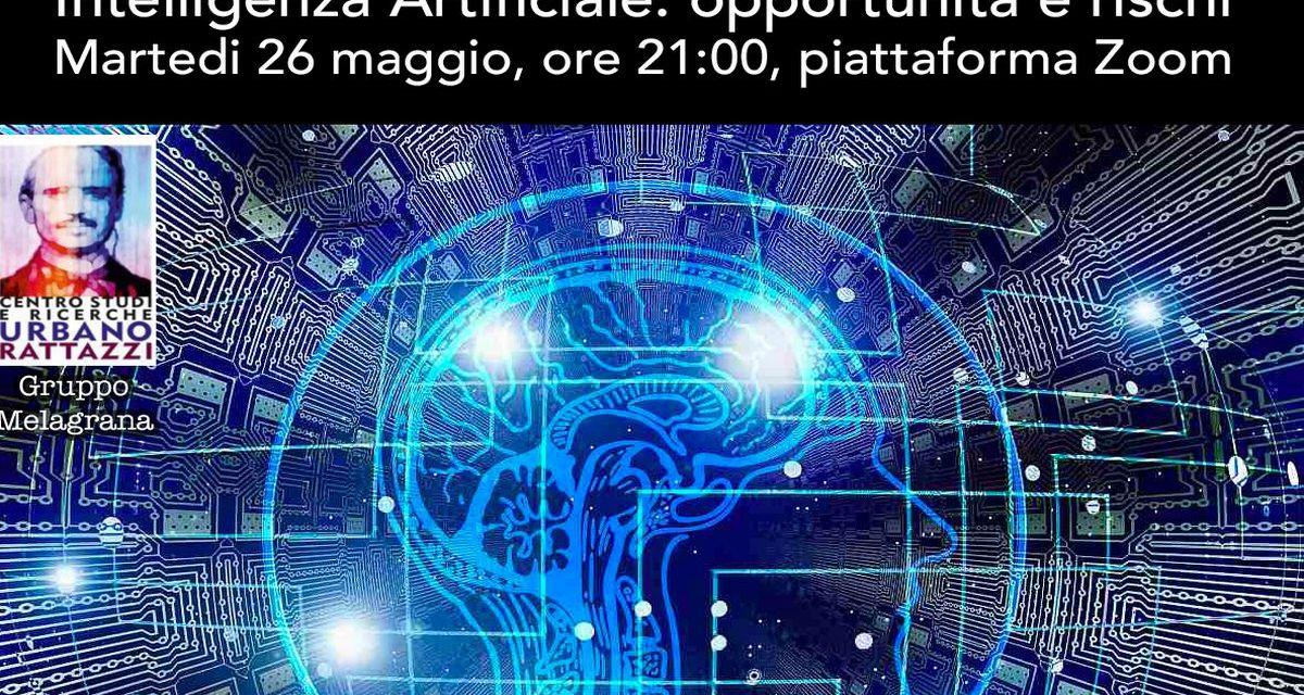 Martedì ad Alessandria un convegno sull'intelligenza artificiale