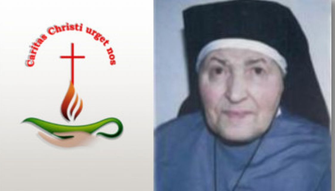 A Tortona è deceduta la decima suora malata di Covid-19 é suor maria Bernarda Laudi